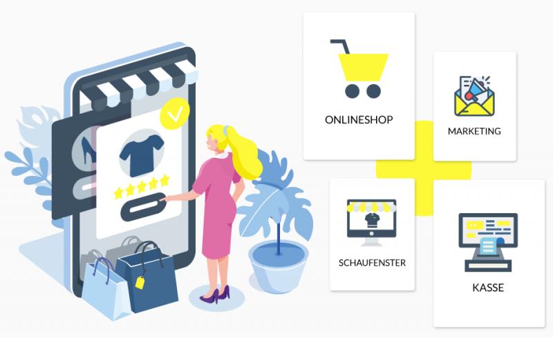 StadtShopper - Kassensoftware und Onlineshop für den Einzelhandel